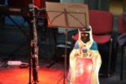 Fagott und Leuchtkönig