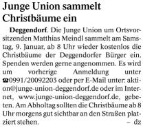 Deggendorfer Zeitung 04.01.2016