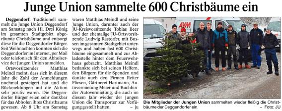 Deggendorfer Zeitung 11.01.2017