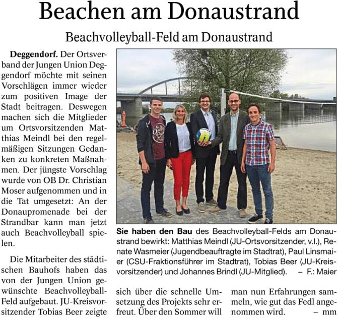 Deggendorfer Zeitung 02.06.2017