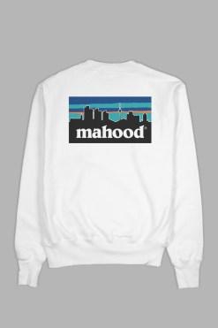 Junge Junge - Mahood - Sweater - weiß