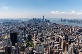 Manhattan, die Südspitze