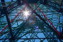 http://junghahn24.com/finale-in-new-york/ Ein Riesenrad der besonderen Art ist das Wonder Wheel auf Coney Island.