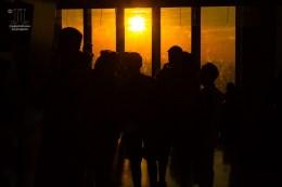 Den Sonnenuntergang über New York aus dem One World Trade Center zu bestaunen, zieht viele Besucher an.