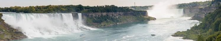 Diese Aufnahmen sind im Sommer 2015 an den Niagarafällen entstanden.