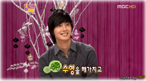 2007 12 Yoo Jae-suk & Kim Won-hee's Come to Play 22