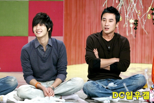 2007 12 Yoo Jae-suk & Kim Won-hee's Come to Play 3