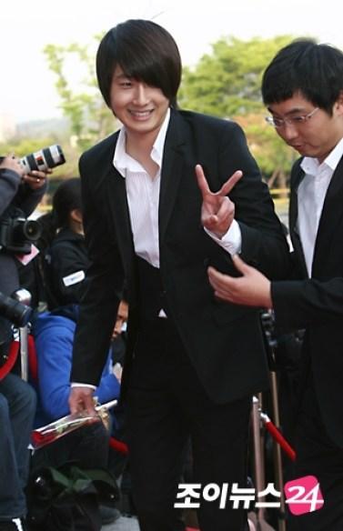 2008 4 24 JIW Baeksang Awards 8