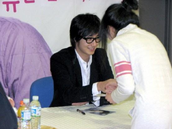 2008 JIW Somang Fan Signing 2
