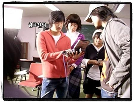 2008 My Love MV BTS 2