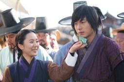 2008 Filming Iljimae JIW 2