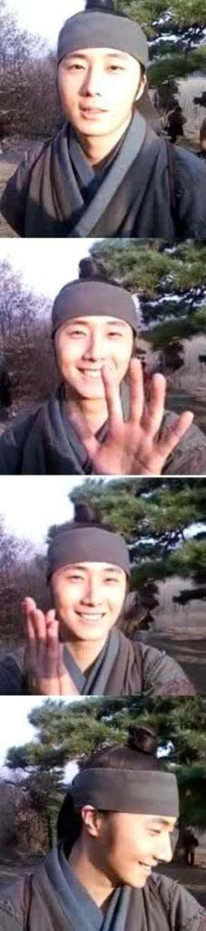 2008 Filming Iljimae JIW 7