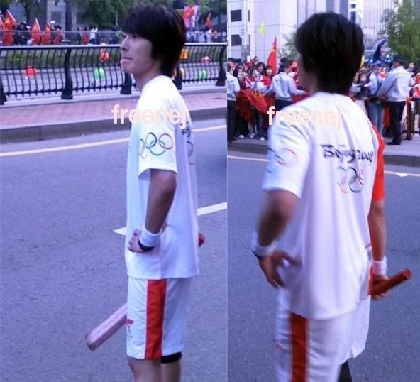 2008 JIW Olympic Bearer 2