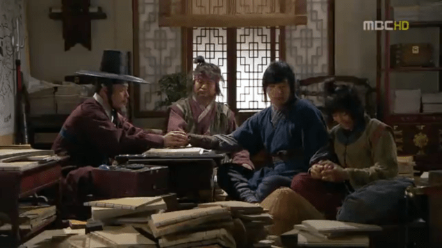 2009 Return of Iljimae Ep 18 15