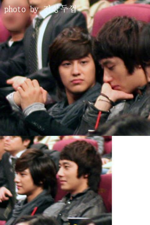 2009 10 13 JIW:KIM BUM VIP GOod Morning President 9