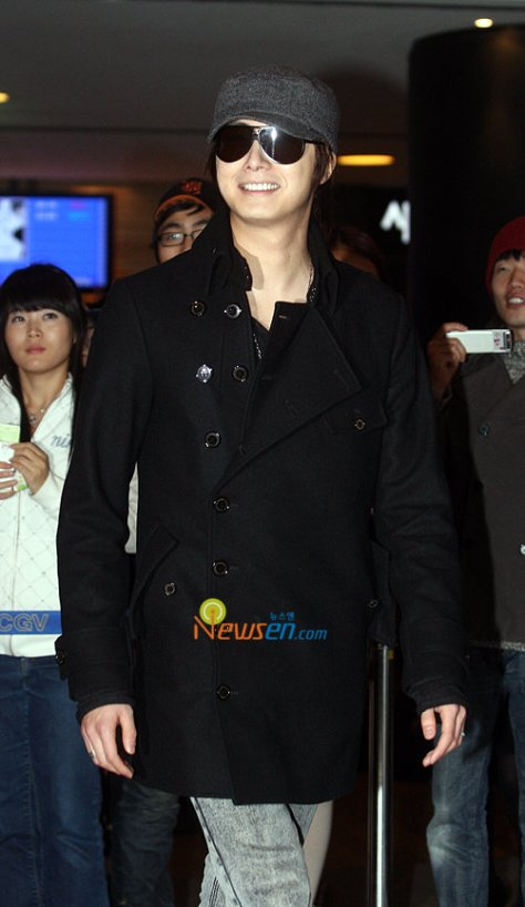 2009 11-27 JIV VIP Flying KIM BUM 1