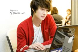 2011 5 JIW 49 Days BTS Red Cardi 9