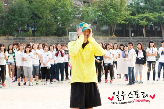 2011 10 09 Jung II-woo Athletic Fan Meeting Daum00015
