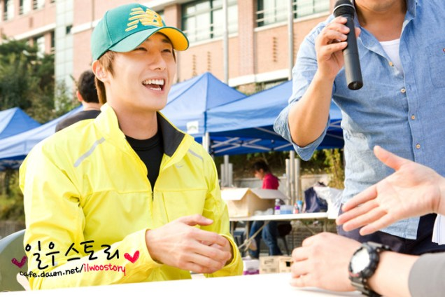 2011 10 09 Jung II-woo Athletic Fan Meeting Daum00016