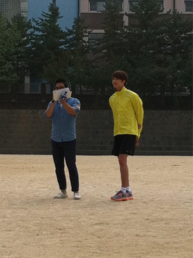 2011 10 09 Jung II-woo Athletic Fan Meeting Unknown Credit00010