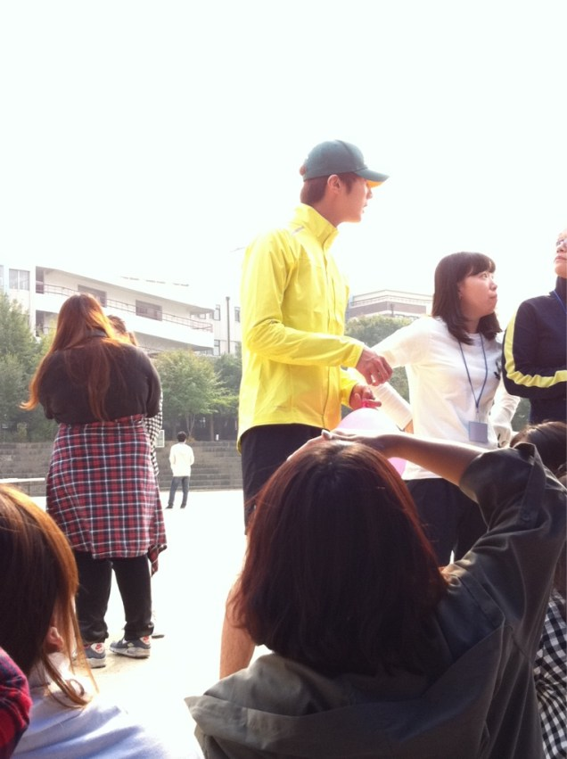 2011 10 09 Jung II-woo Athletic Fan Meeting Unknown Credit00016