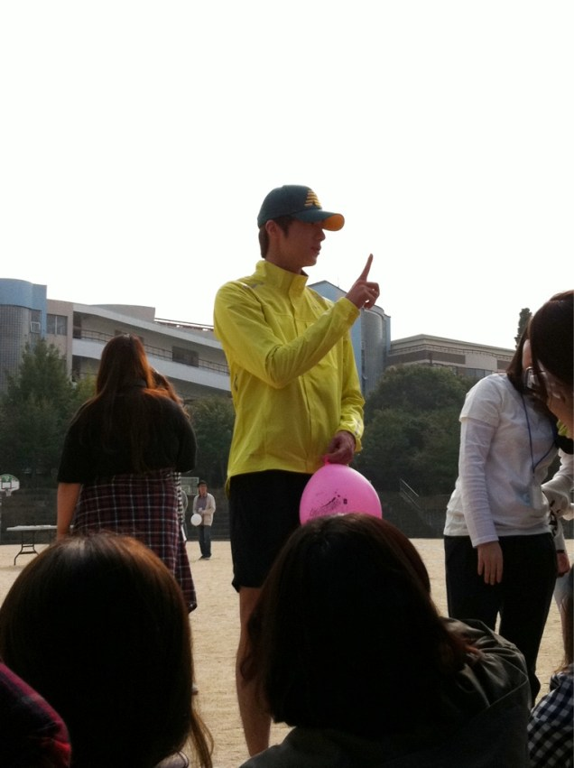 2011 10 09 Jung II-woo Athletic Fan Meeting Unknown Credit00017