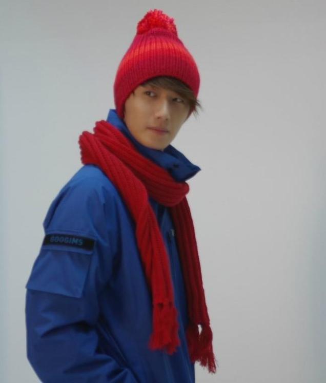 2011 10 BTS Jung II-woo for Googims. Part 100010