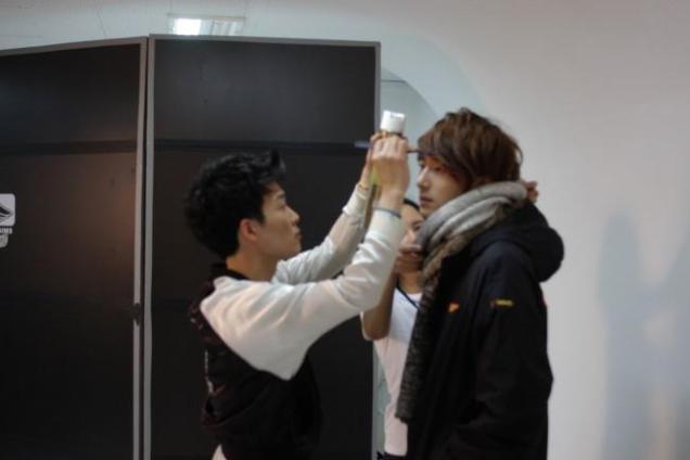 2011 10 BTS Jung II-woo for Googims. Part 100037