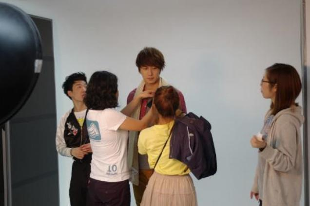 2011 10 BTS Jung II-woo for Googims. Part 100052