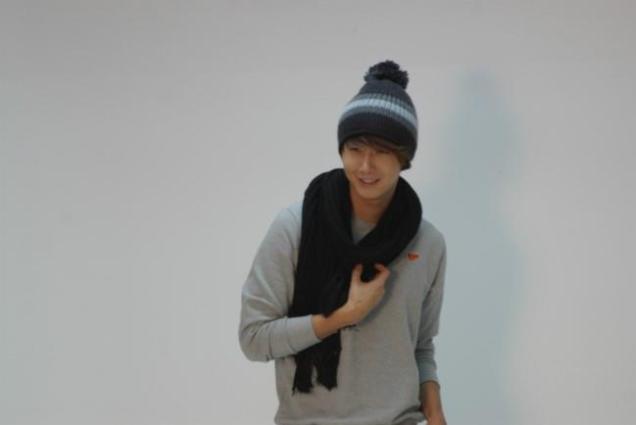 2011 10 BTS Jung II-woo for Googims. Part 300066