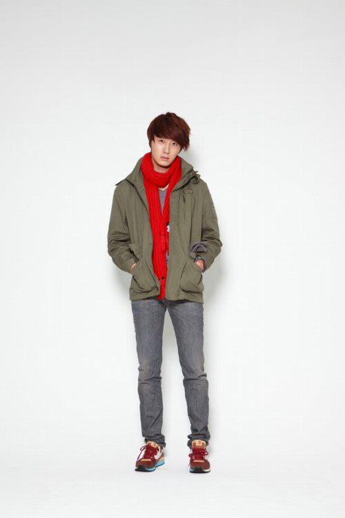 2011 10 BTS Jung II-woo for Googims. Part 300071