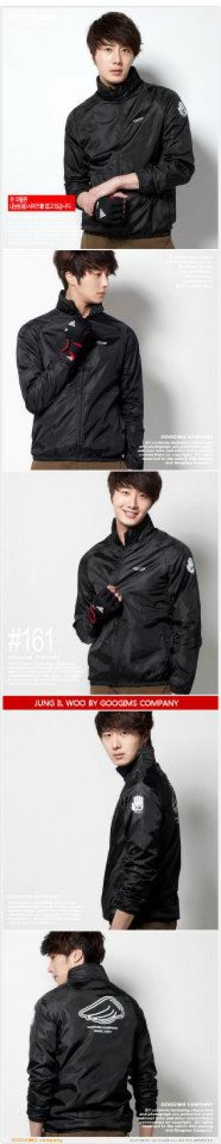 2011 10 Jung II-woo for Googims. Part 100062