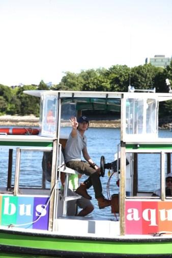 2011 7 OMT Day 1 Aquabus 3