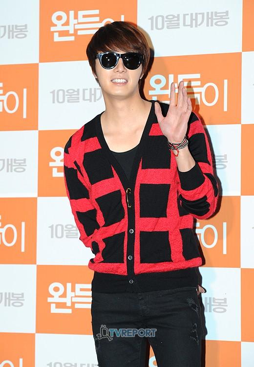 2011 9 20 Jung II-woo D Wondouk Premiere 5