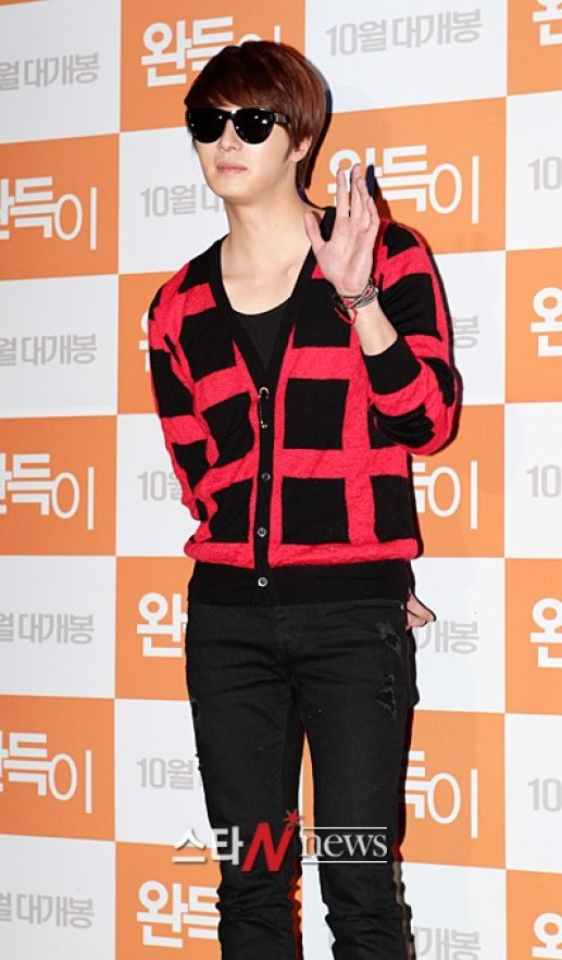 2011 9 20 Jung II-woo D Wondouk Premiere 6