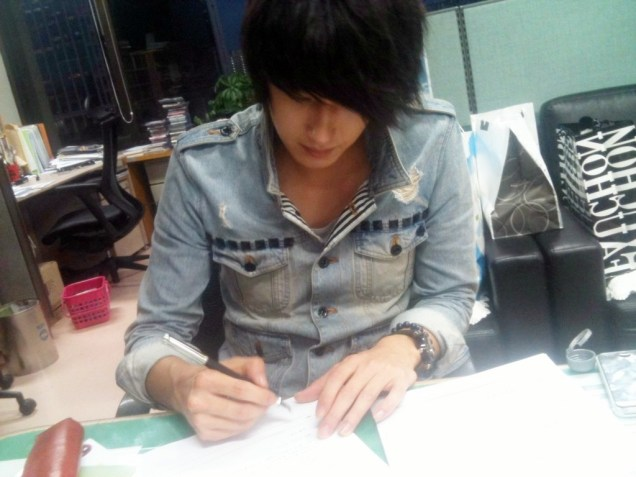 2011 9 JIW D KBS COOL FM 7.7