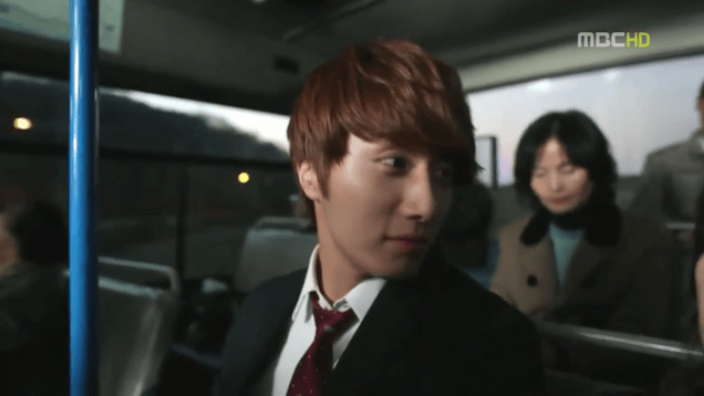 2011 Jung II-woo in High Kick 3 Episode 40 11:21:2011 Scenes 00011