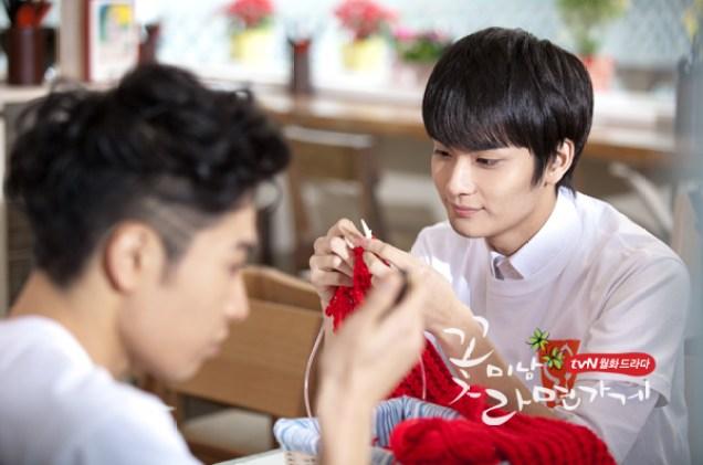 2011 11 Jung II-woo in FBRS  Episode 9 X  00003.jpg