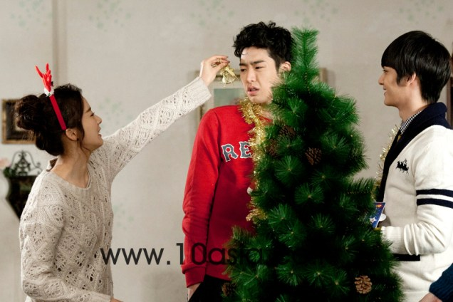 2011 12 19 Jung II-woo in FBRS Ep 15 10Asia Christmas Pictorial00002