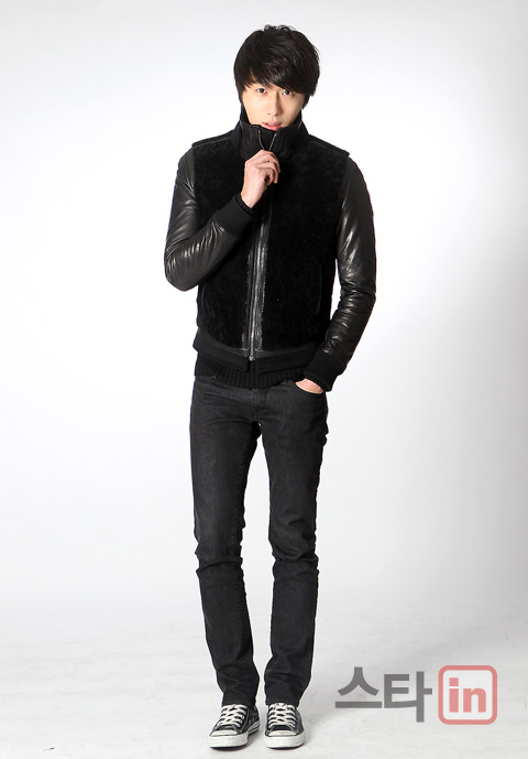 2011 12 22 Jung II-woo for eDaily 00001