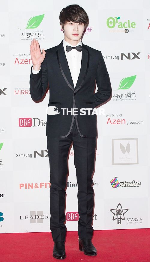 2012 1 18 Jung II-woo in Asia Model Awards 00006