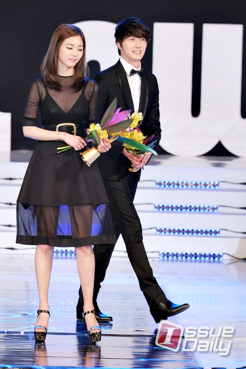 2012 1 18 Jung II-woo in Asia Model Awards 00008