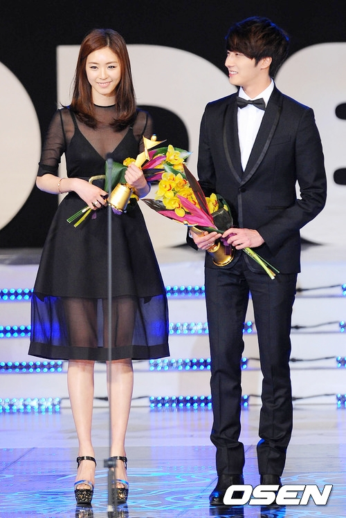 2012 1 18 Jung II-woo in Asia Model Awards 00017