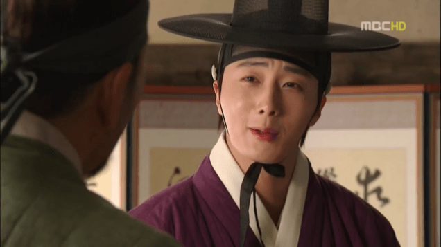 2012 2 Jung II-woo in The Moon that Embraces the Sun Episode 13 00004