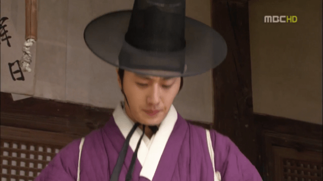 2012 2 Jung II-woo in The Moon that Embraces the Sun Episode 13 00005