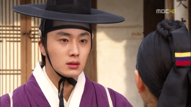 2012 2 Jung II-woo in The Moon that Embraces the Sun Episode 13 00007
