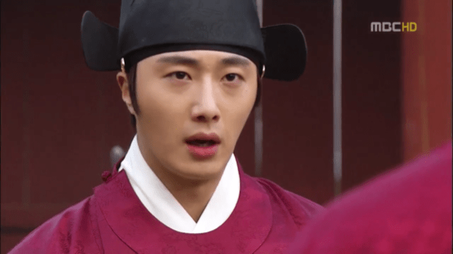 2012 2 Jung II-woo in The Moon that Embraces the Sun Episode 13 00011