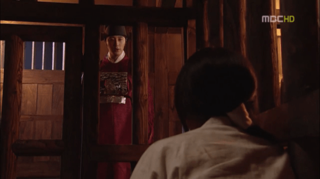 2012 2 Jung II-woo in The Moon that Embraces the Sun Episode 13 00018