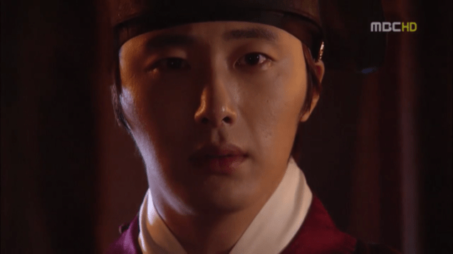2012 2 Jung II-woo in The Moon that Embraces the Sun Episode 13 00019
