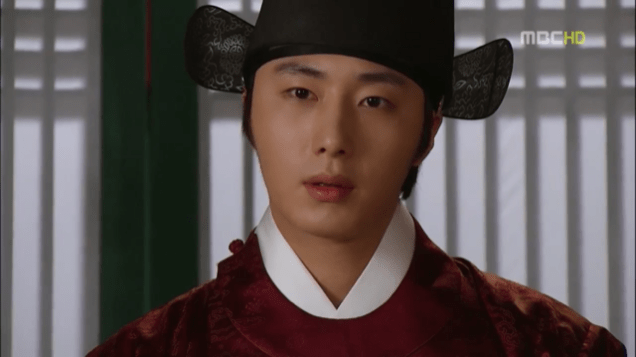 2012 2 Jung II-woo in The Moon that Embraces the Sun Episode 13 00022